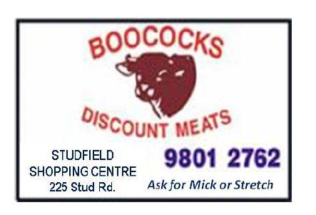 Boococks Meats
