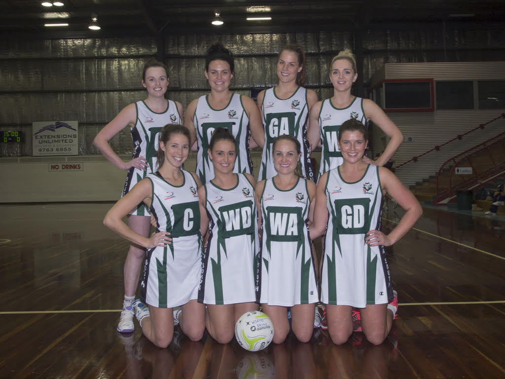 Wantirna South Devils Netball Team