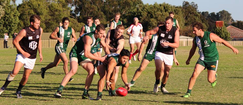 Rd 6 Vs East Burwood 2016