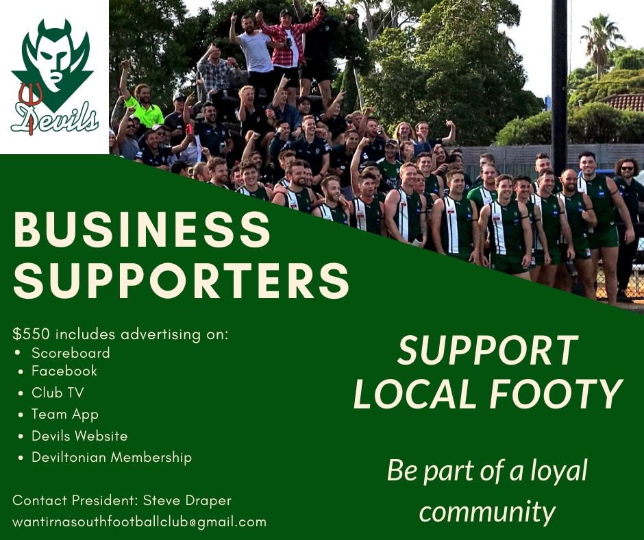 Business supporters 2020